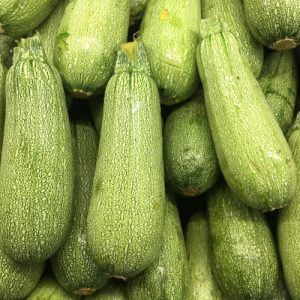 Courgettes Blanches BIO